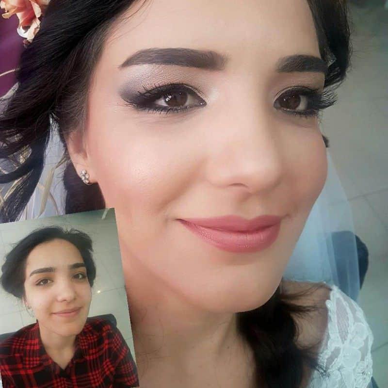 Ajda Kuaför Karşıyaka Gelin Saçı ve Makyajı
