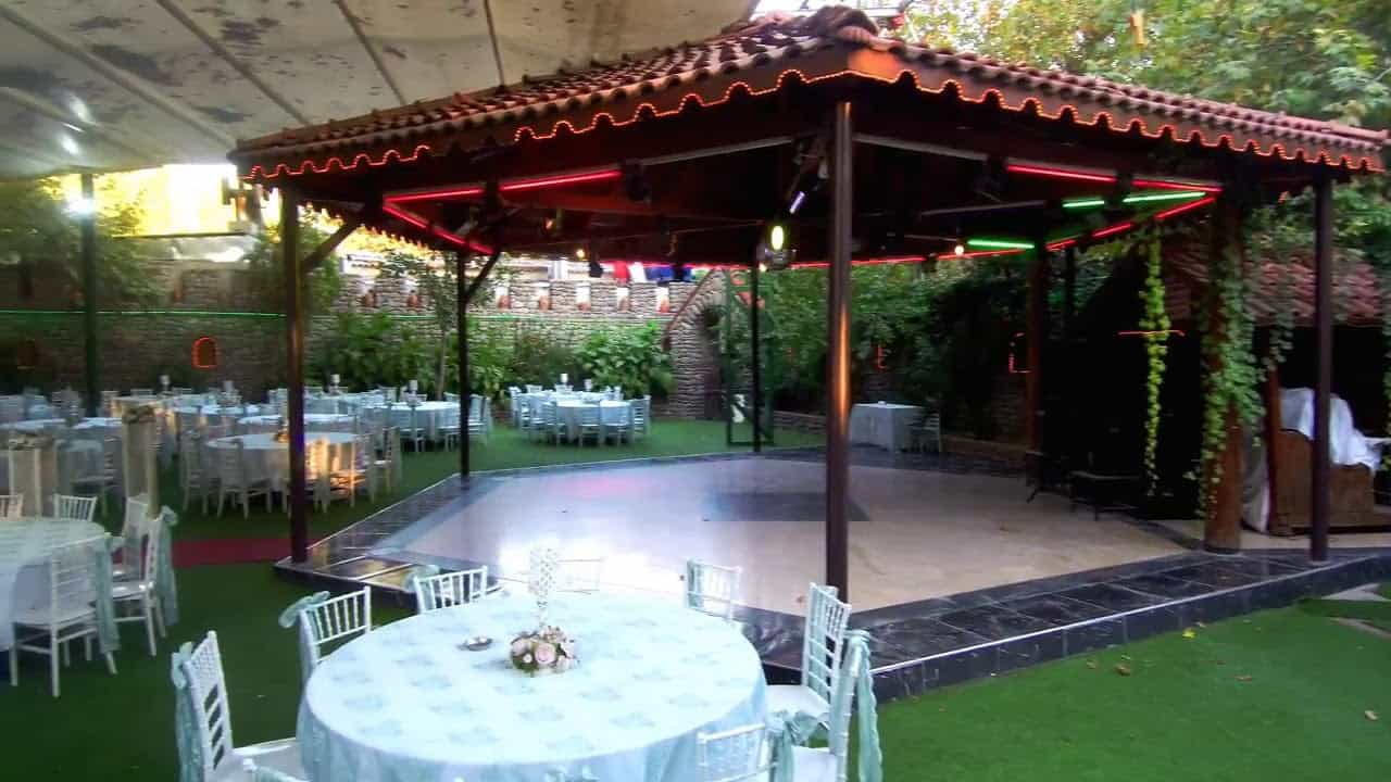 Topkapı Garden Kır Düğün Salonu - DüğünBuketi.com