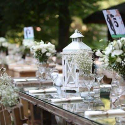 Düğün Masası Süsleme