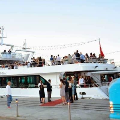 Limak Eurasia Luxury Hotel Tekne Nişan Organizasyonu