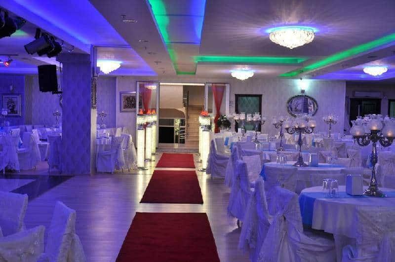 Golden Başkent Düğün Salonu Mamak
