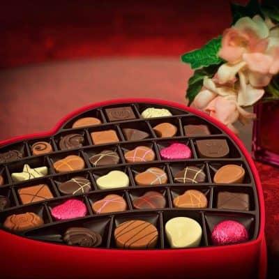 Evlilik Teklifi Hediyeleri Çikolata