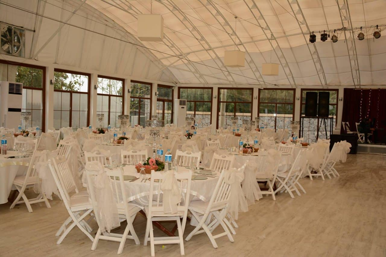 Kumsal Düğün Davet Kış Düğünü Kapalı Salon