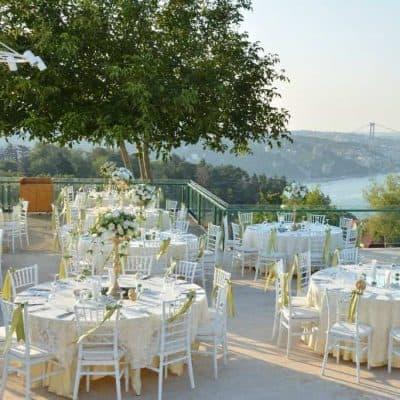 Çamlıca Düğün Mekanları