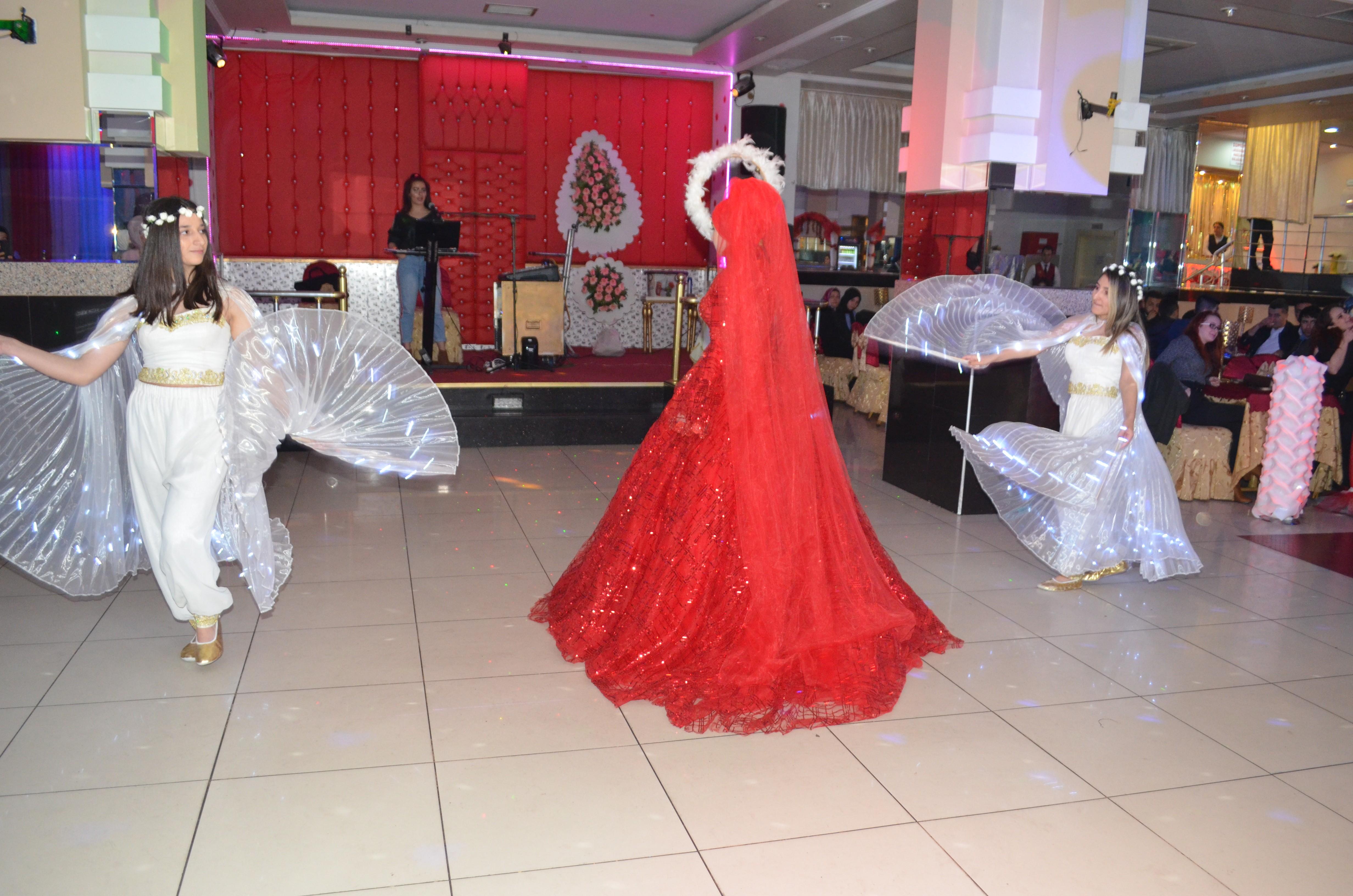 Marmara Düğün Salonu Gaziosmanpaşa Kına Gecesi Fiyatları