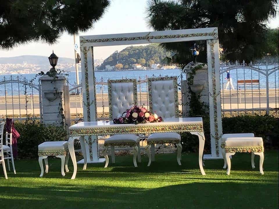 Bopaz'ın İncisi Boğaz Bahçe