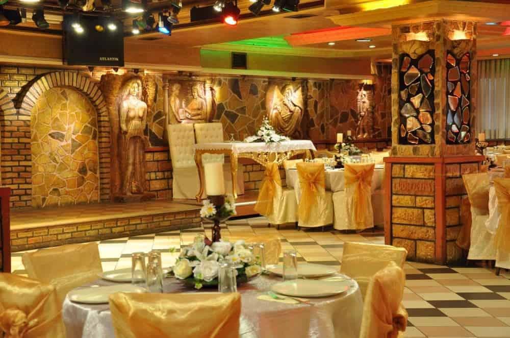 Afrodit Düğün Salonu Kağıthane