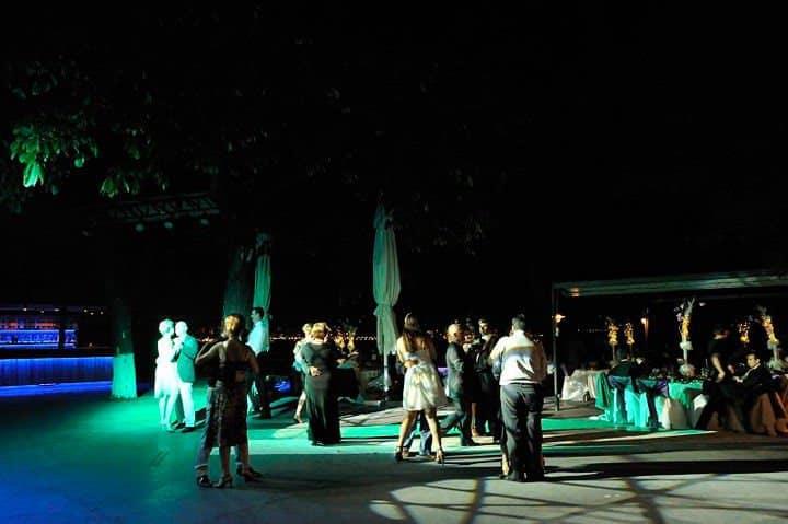 Moda Teras Düğün