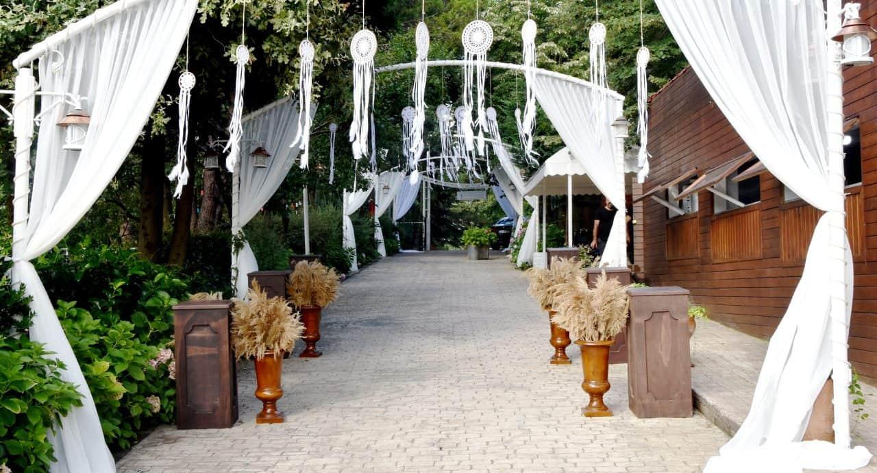 Secret Garden İstanbul Art Sarıyer