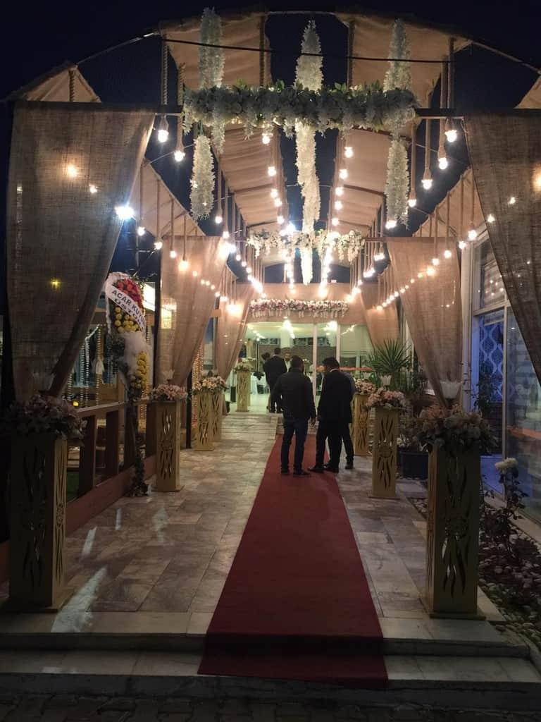 Gurme Garden İnciraltı Düğün Fiyatları