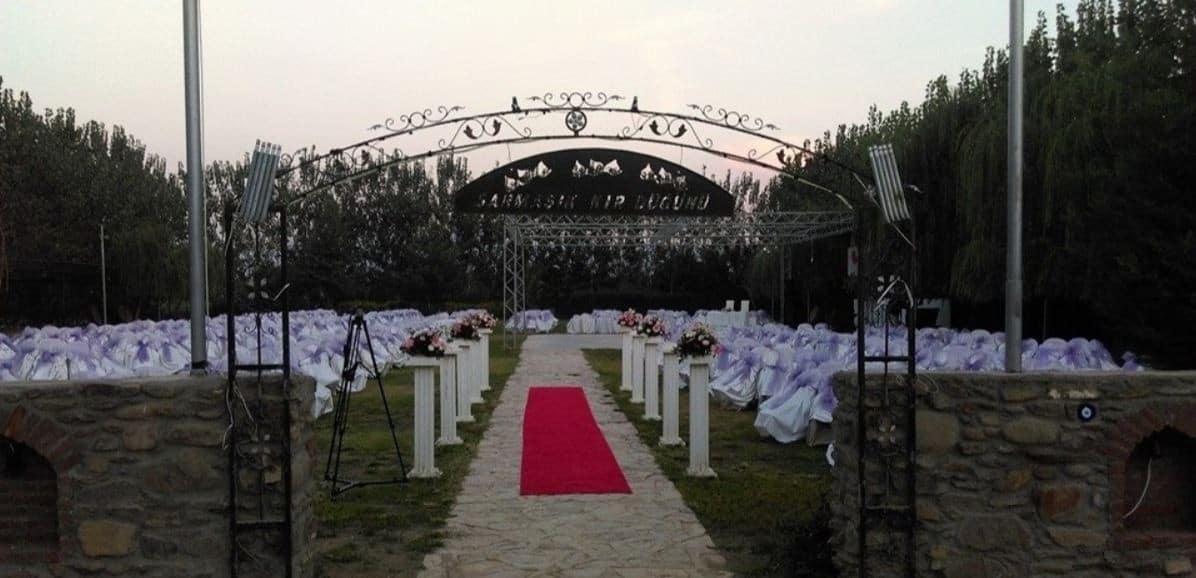 Sarmaşık Kır Düğün Salonu