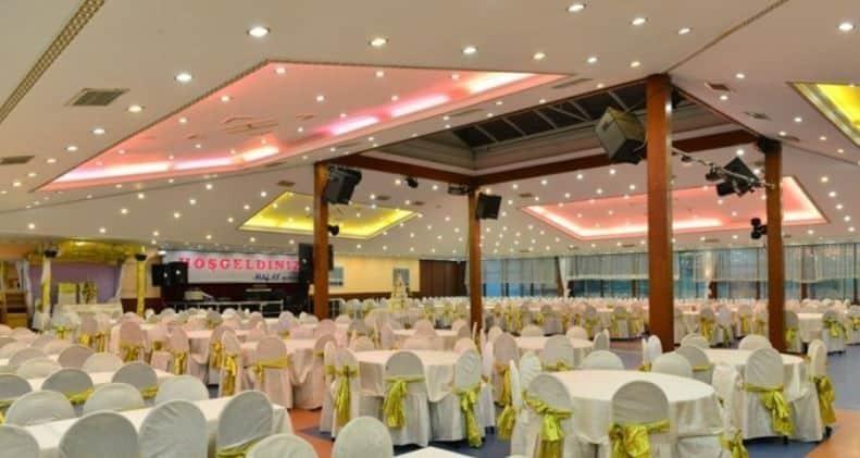 Halay Düğün ve Toplantı Salonları