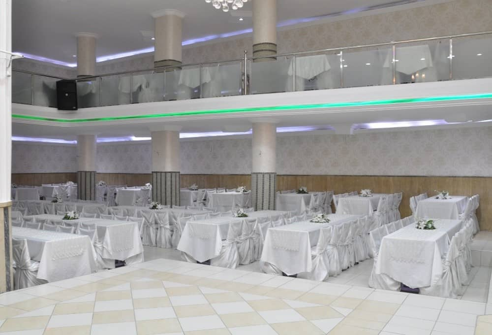 Uzay Düğün Salonu