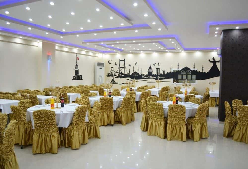 Hayal Düğün Davet Salonları düğün fiyatları