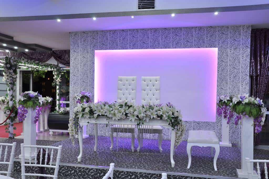 Seğmen Konak Düğün Salonları Silver Salon