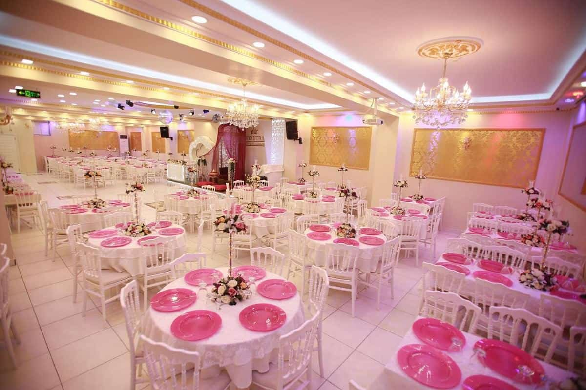 Sayanora Düğün Davet Salonları 2 düğün fiyatları