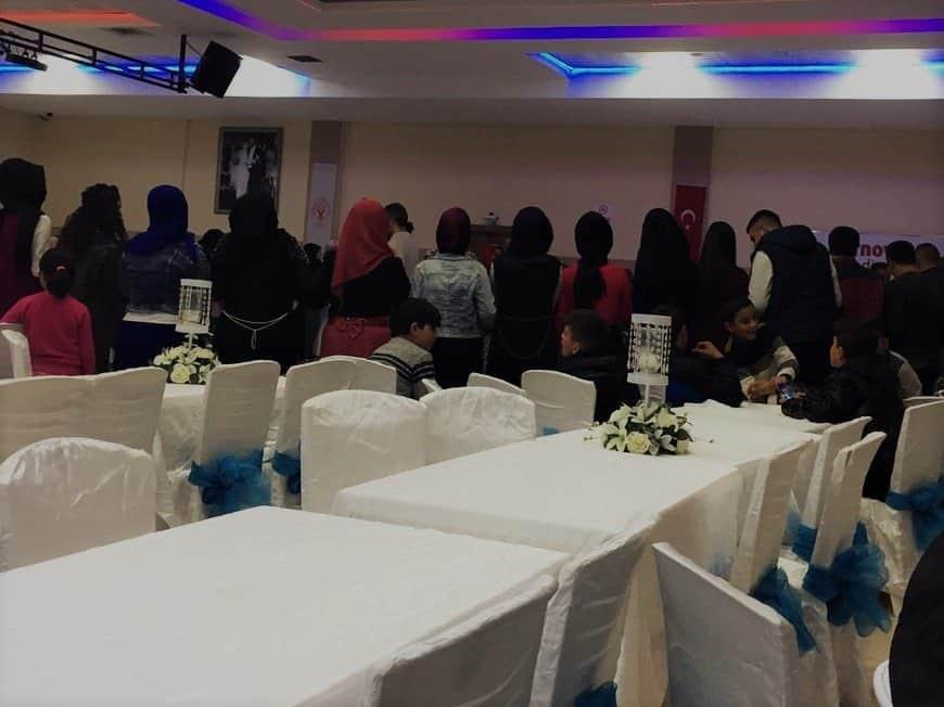 Işıkkent İZBAŞ Düğün Salonu düğün fiyatları