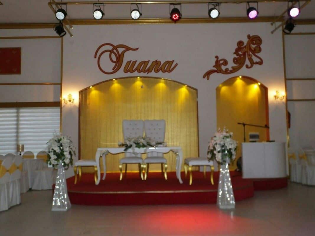 Tuanna Düğün Salonu düğün fiyatları