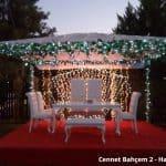 Cennet Bahçesi - Cennet Bahçem 2 - Havuzbaşı