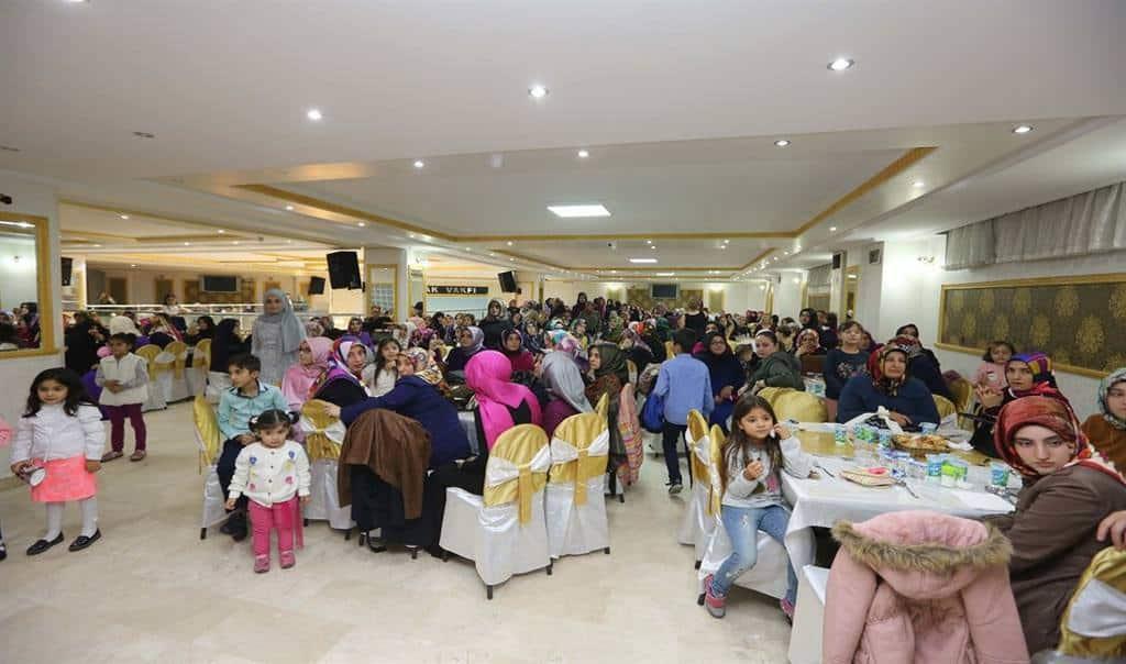 Yapak Vakfı Düğün Salonu