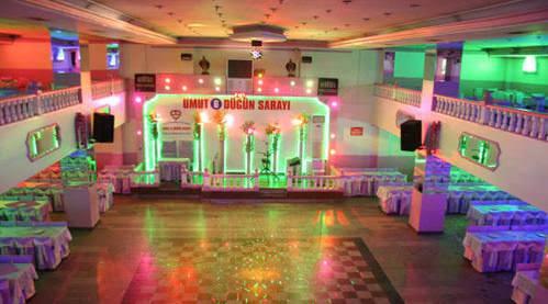 Umut 6 Düğün Salonu Bağcılar