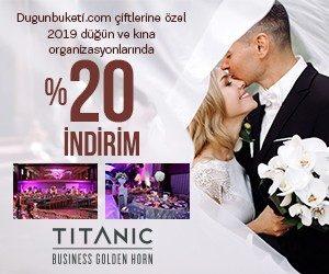 Titanic Business Golden Horn Bayrampaşa Otelde Düğün Fiyatları