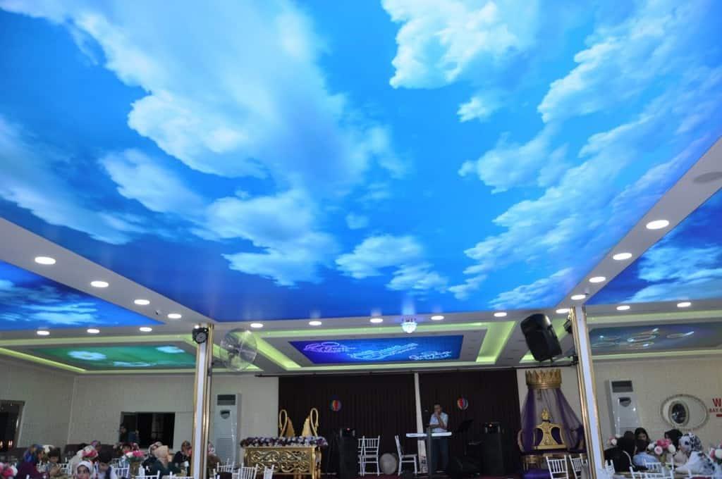 Salon teras Gonca Düğün Salonu