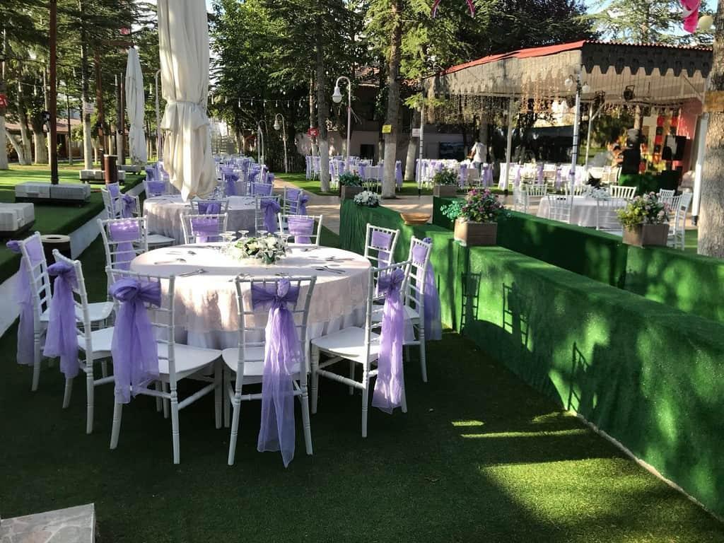 Elit Garden Düğün Salonları ve Kır Bahçesi Yenimahalle Düğün Fiyatları