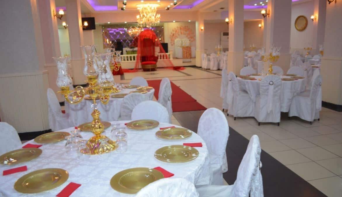 Paris 1 Düğün Sarayı