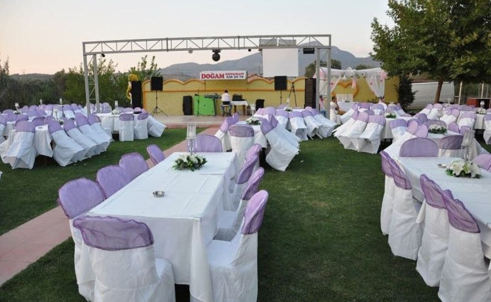 Doğam Restoran ve Kır Düğünü Bahçesi