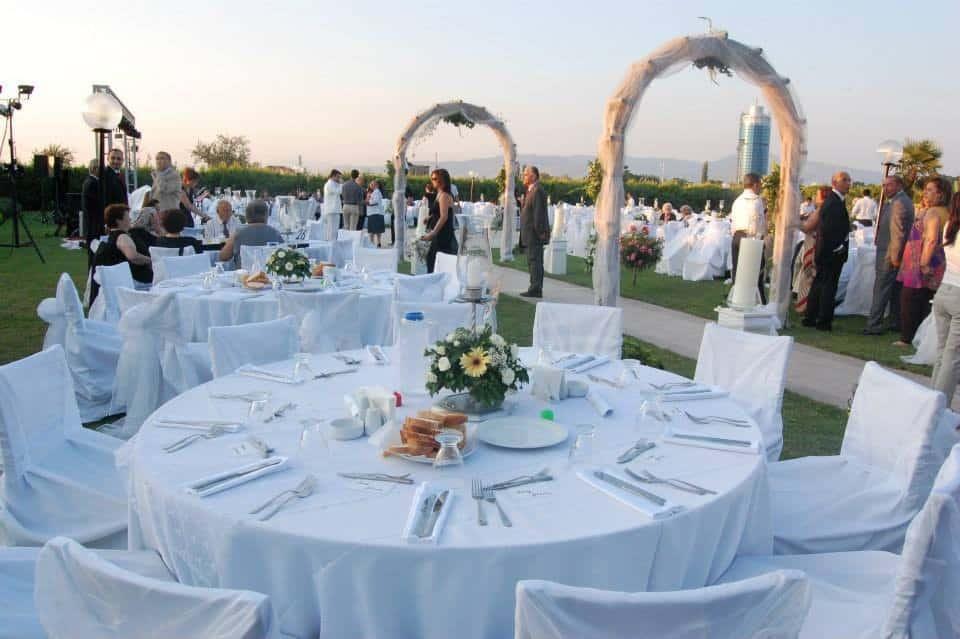 Alesta Garden Kır Düğün Bahçesi