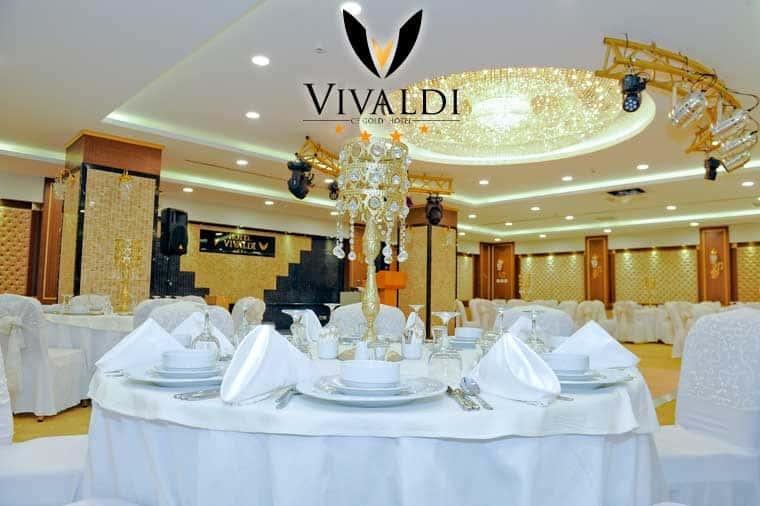 Vivaldi Ce Gold Hotel