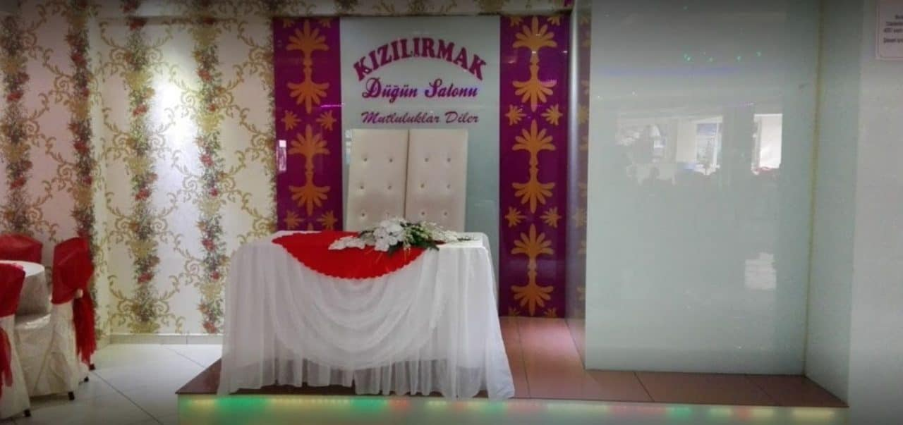 Kızılırmak Düğün Salonu