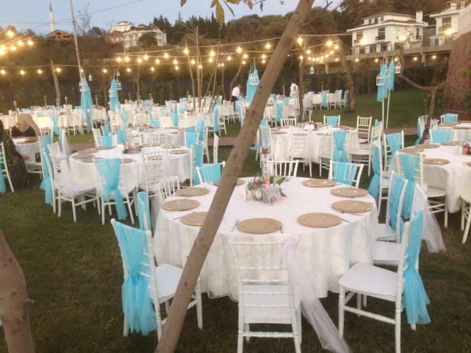 Bella Garden Kır Düğünü Fiyatları