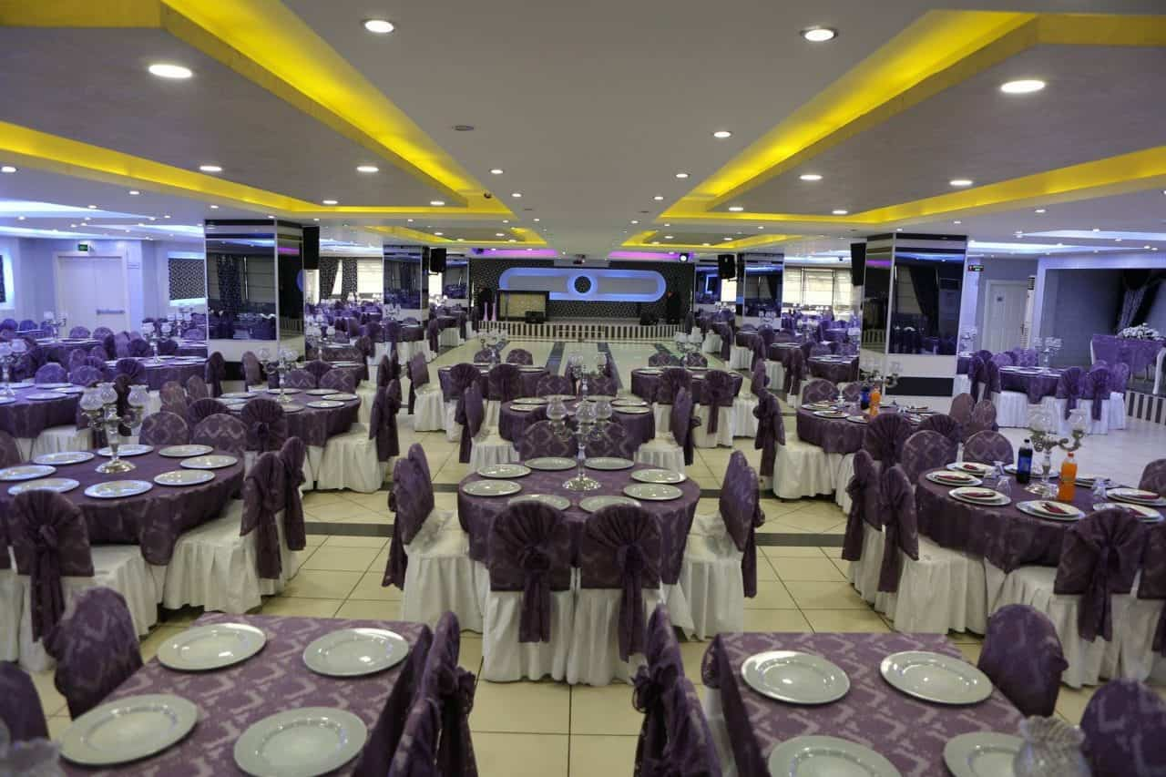 Ekol Düğün Salonu Gümüş Salon fiyatları