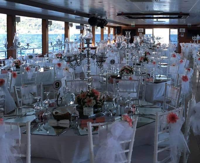 Joy Tekne Düğünü fiyatları