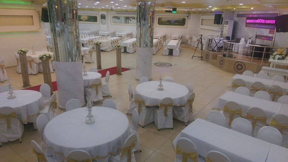 Mutlu 5 Düğün Davet Salonu düğün fiyatları