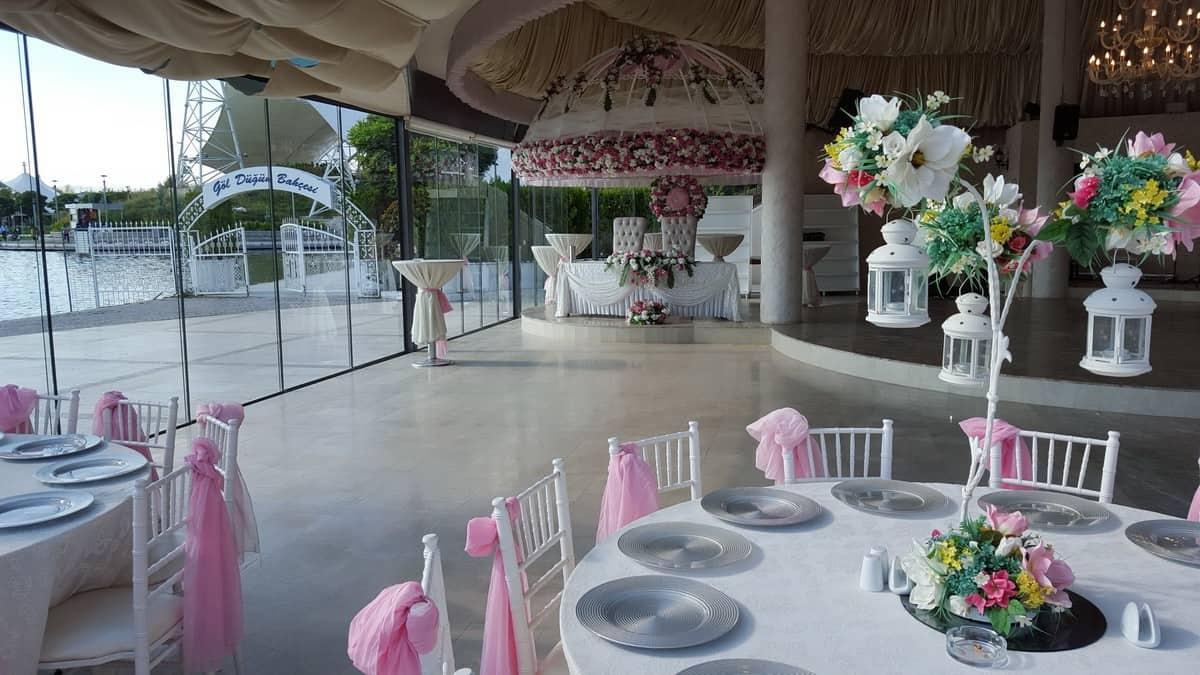 Göl Düğün Bahçesi fiyatları