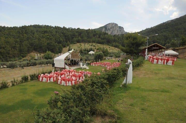 Alaş Kımız Çiftliği düğün fiyatları