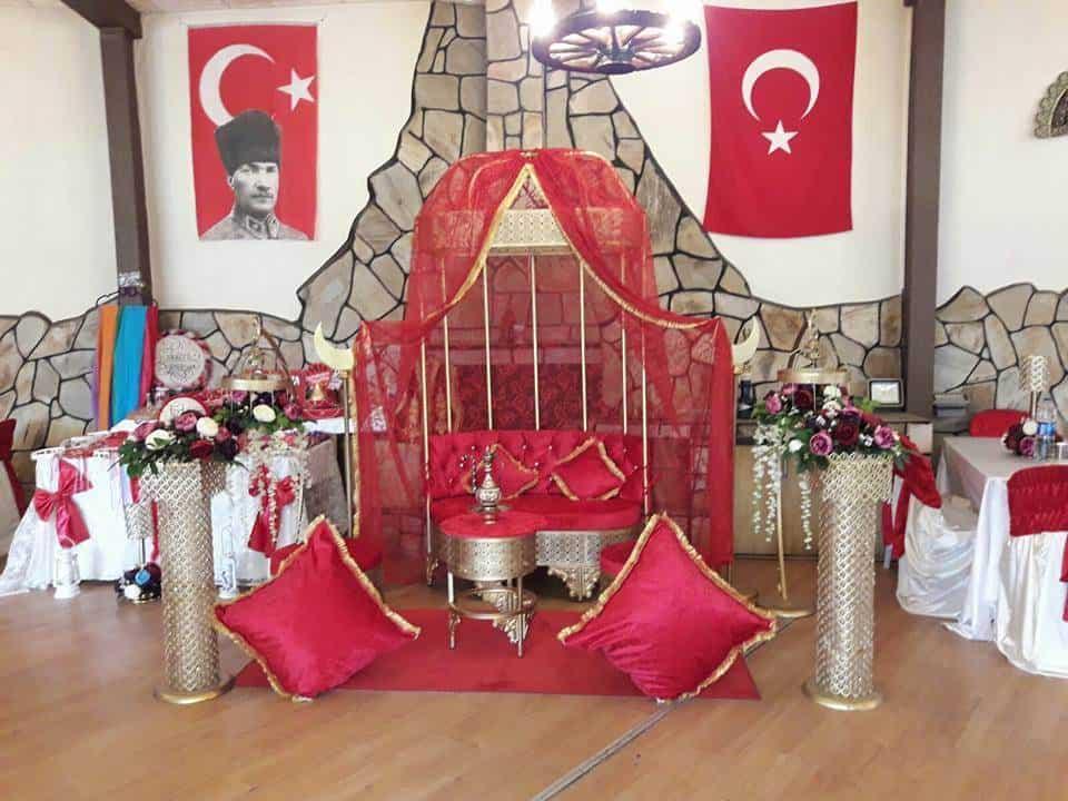 Kırmızı Değirmen Düğün Salonu düğün fiyatları