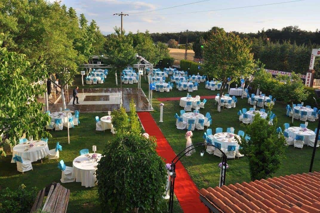 Zeytin Ev Kır Düğün Salonu