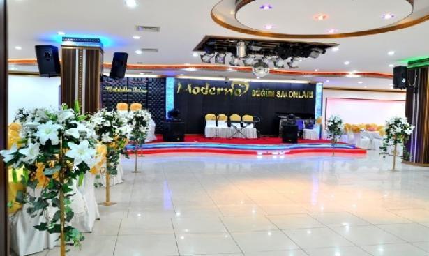 Moderno Düğün Balo düğün fiyatları
