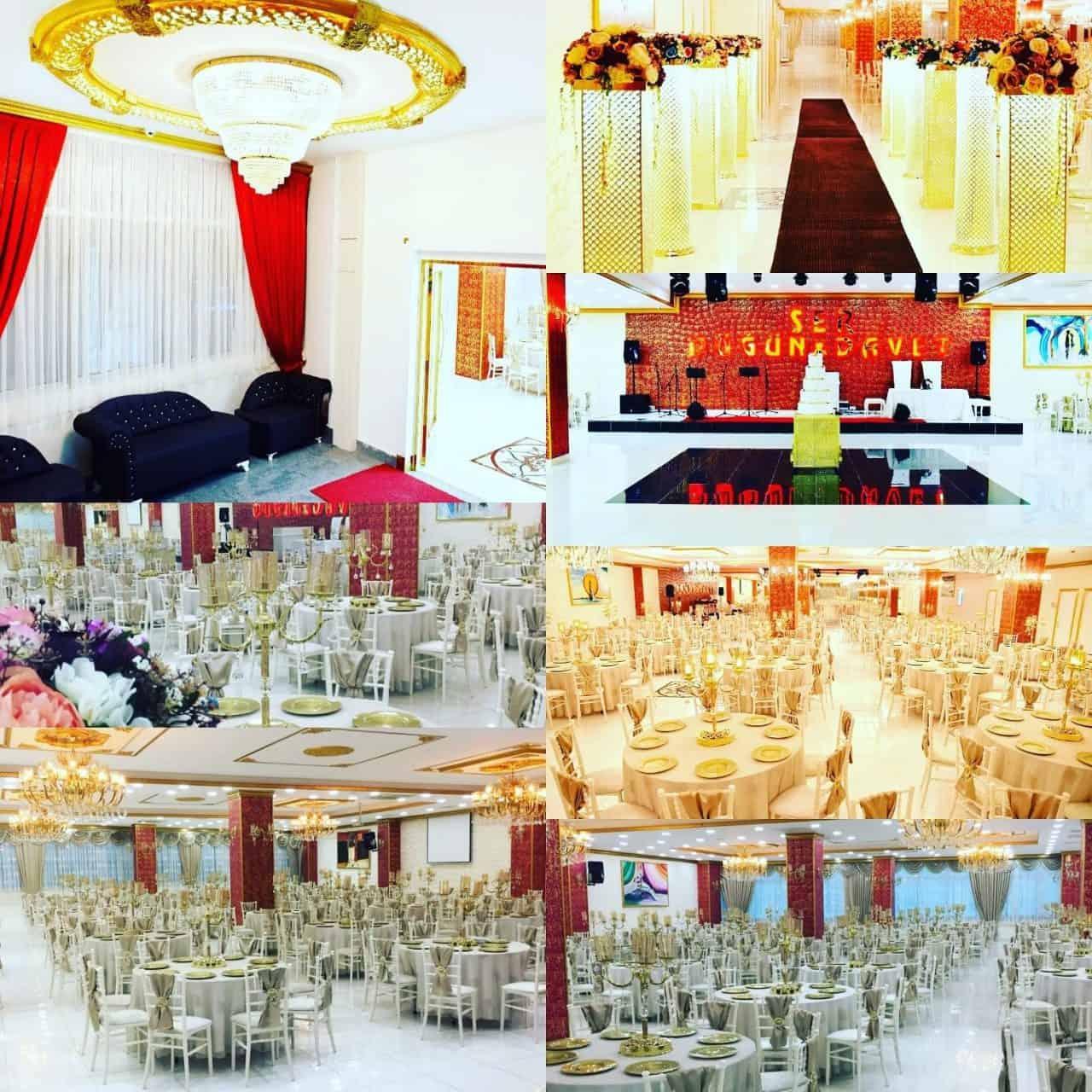 Ser Düğün Davet Sultangazi Düğün Fiyatları