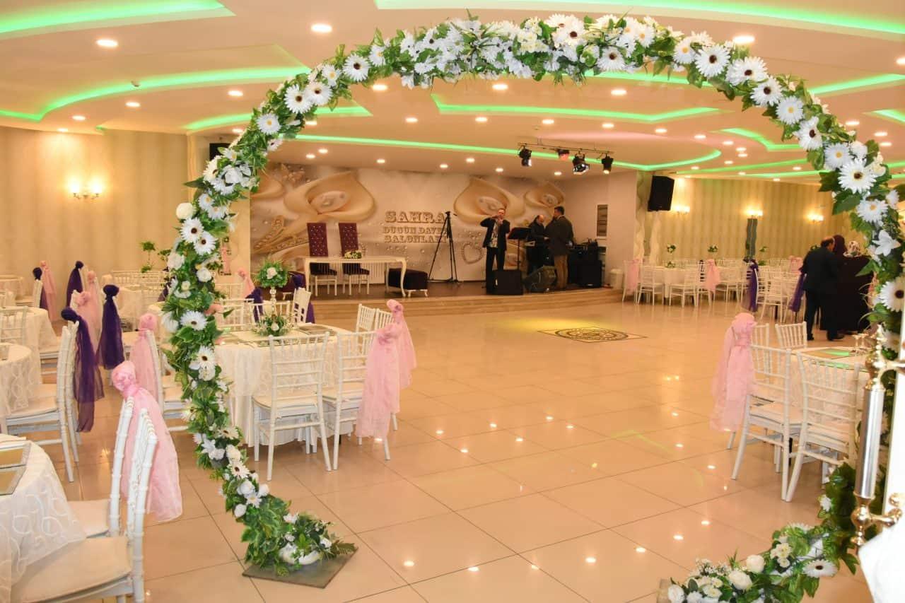 Sahra Düğün Davet Salonları Büyükçekmece