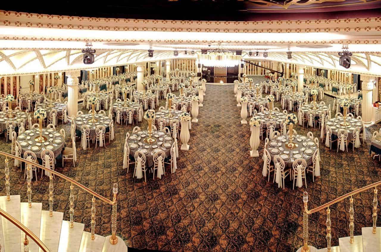 Elisa Davet ve Balo Salonu Ümraniye İstanbul Düğün Mekanları