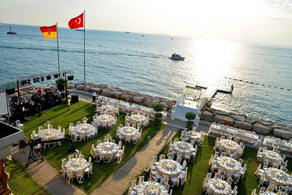 Galatasaray Kalamış Sosyal Tesisleri Kadıköy Düğün Fiyatları