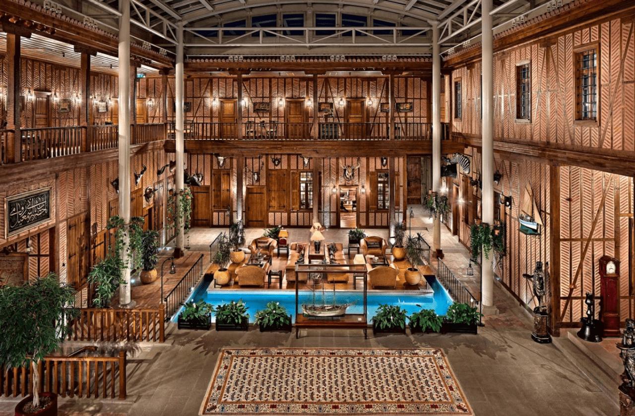 Divan Çukurhan Otel Düğün Salonu
