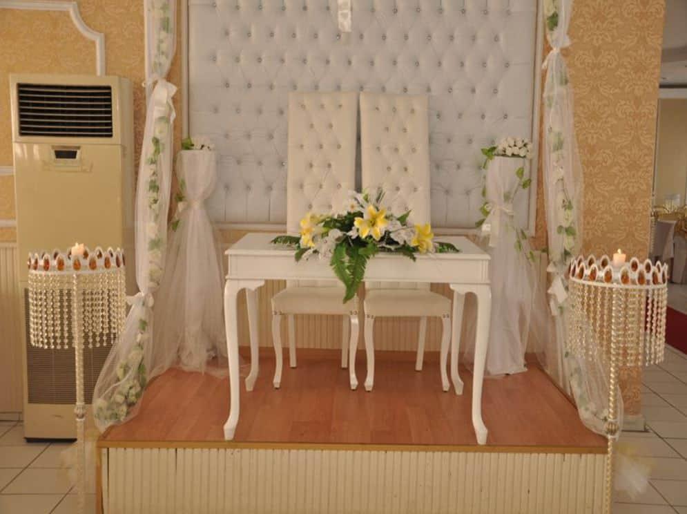 Güneşli Düğün salonu