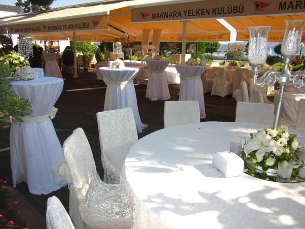 Marmara Yelken Kulübü Düğün Salonu