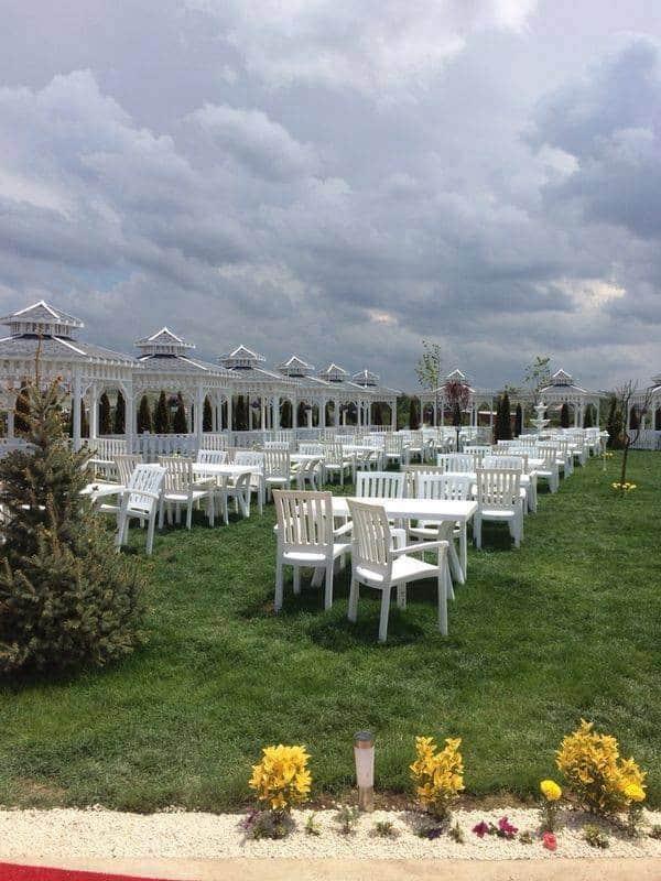 İncek Düş Bahçesi Düğün Salonu